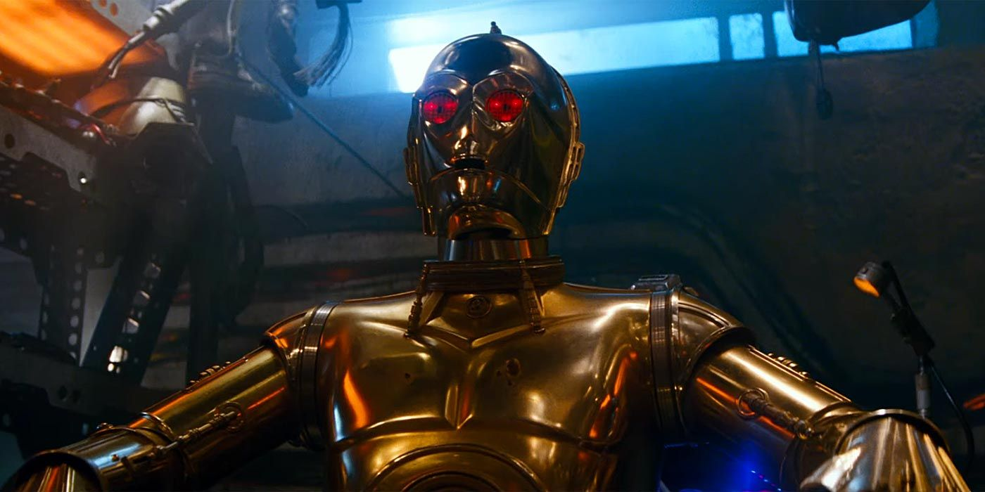 Rise of Skywalker Features C-3PO More Than Any Other Star Wars Film
