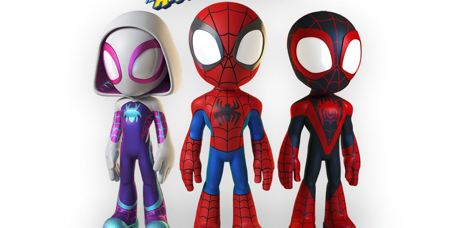Spidey and His Amazing Friends Animated Series Arriving in 2021