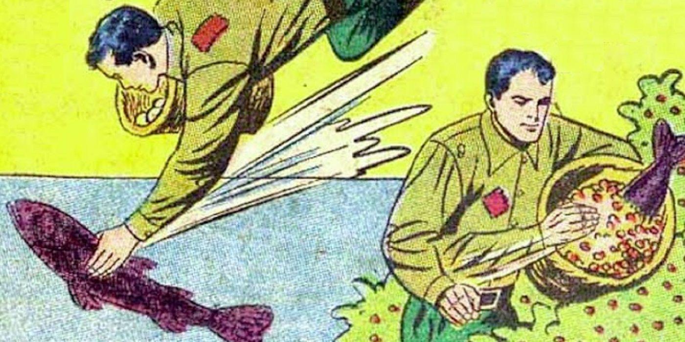 'Superboy Doesn't Kill!' 'What About Fish?' 'Ummmmmm' | CBR