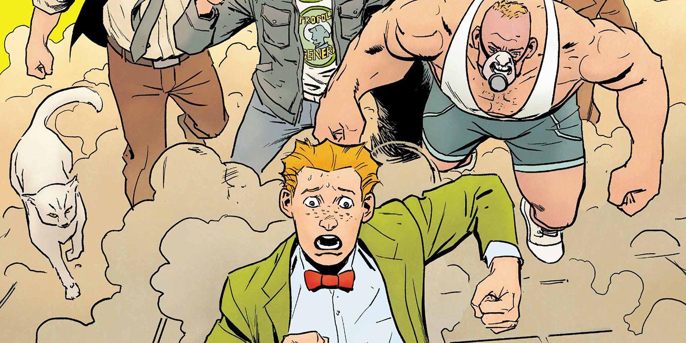 Superman's Pal Jimmy Olsen Reveals Clark's Secret Superpowers