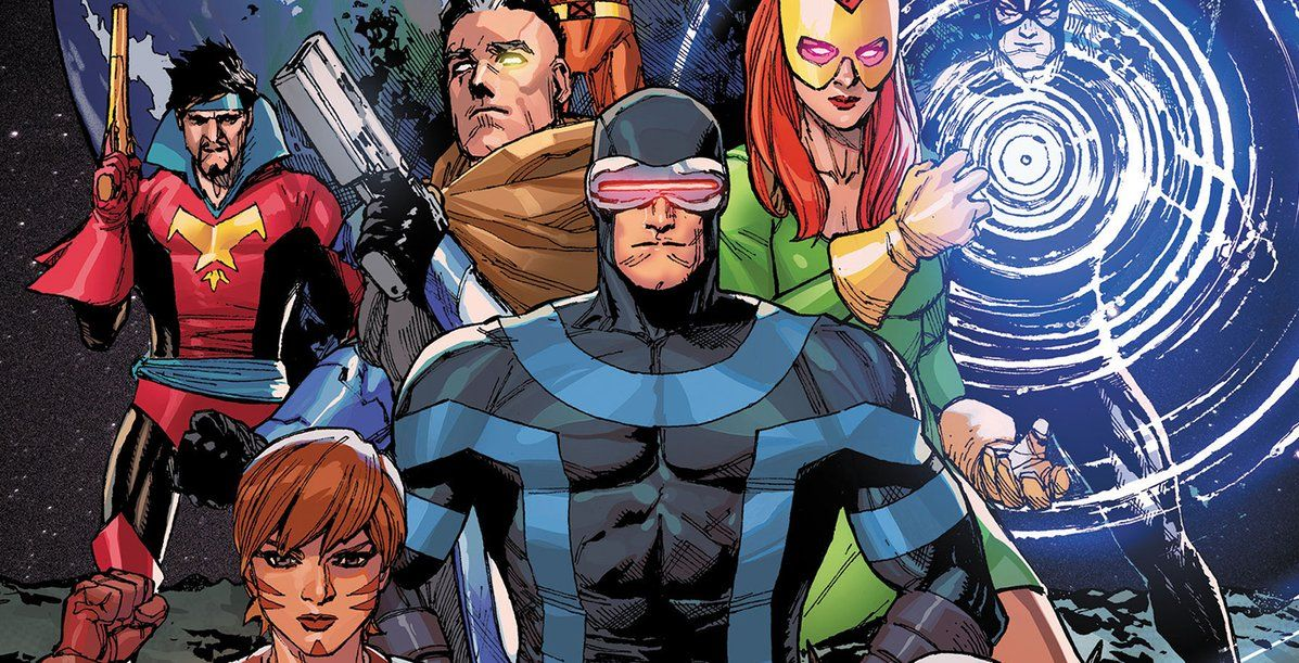 Comics News - Cover
