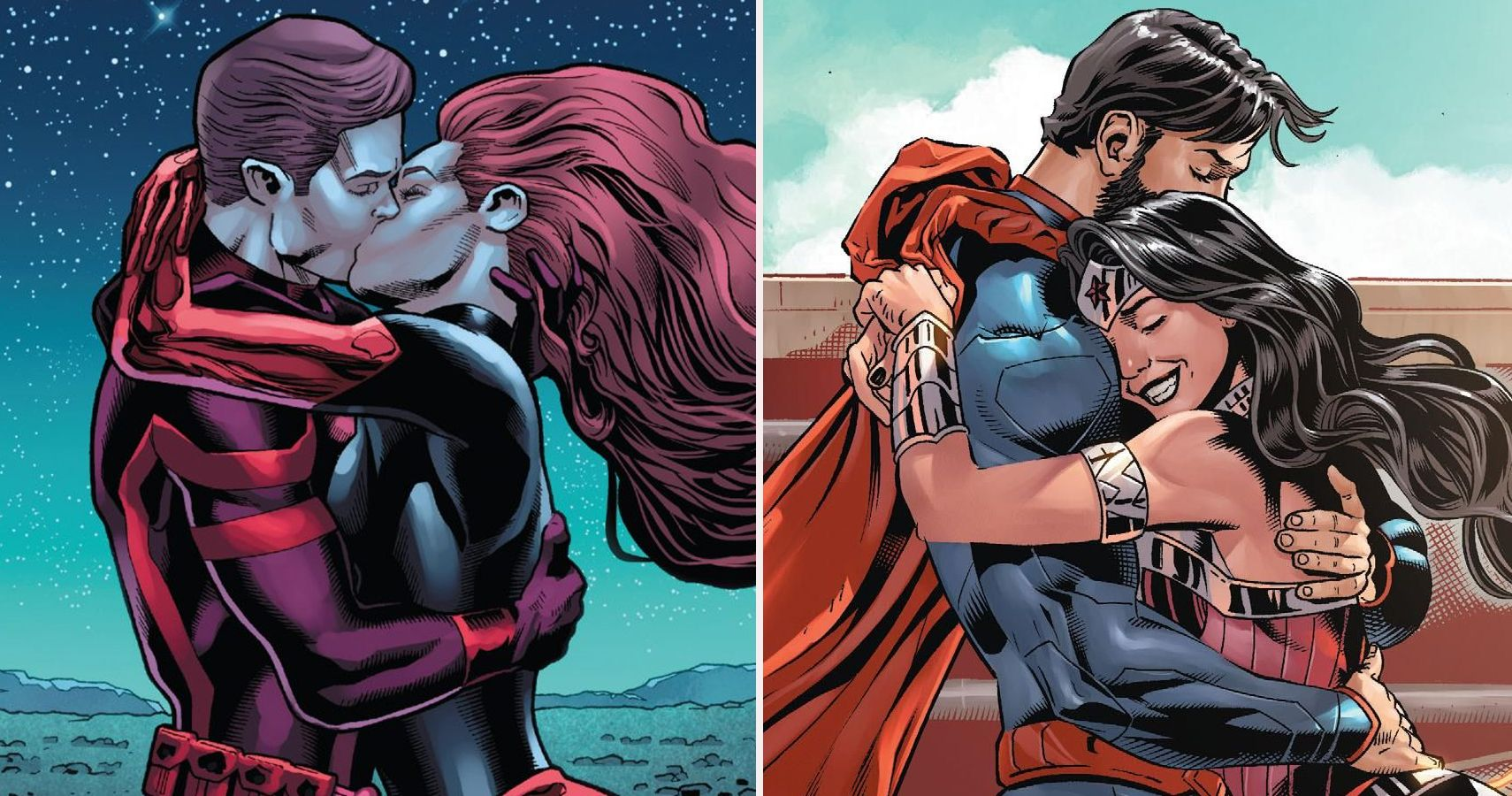 10 Comic Book Couples That Are Actually More Powerful Than Cyclops & Jean Grey