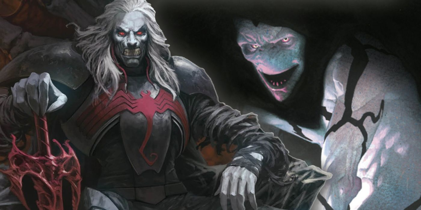 Marvel's Necrosword Could Be More Important than the Infinity Gauntlet