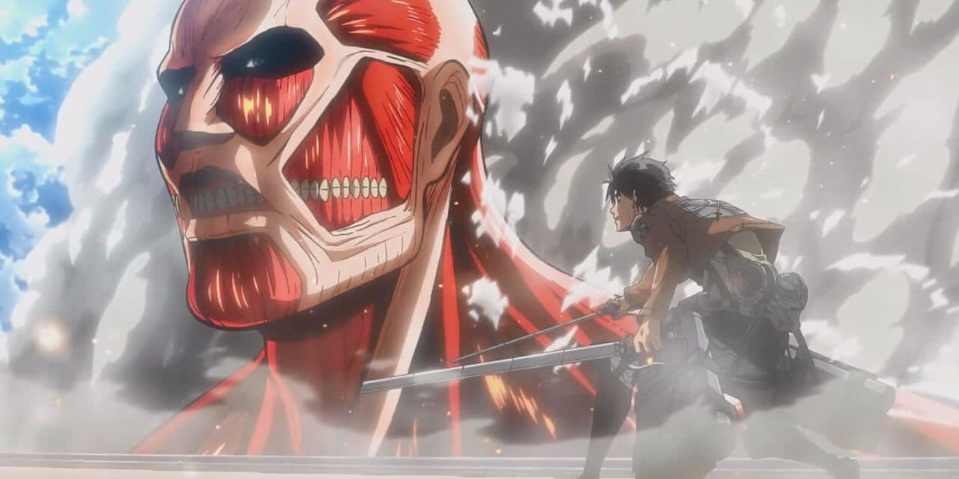 attack on titan titan