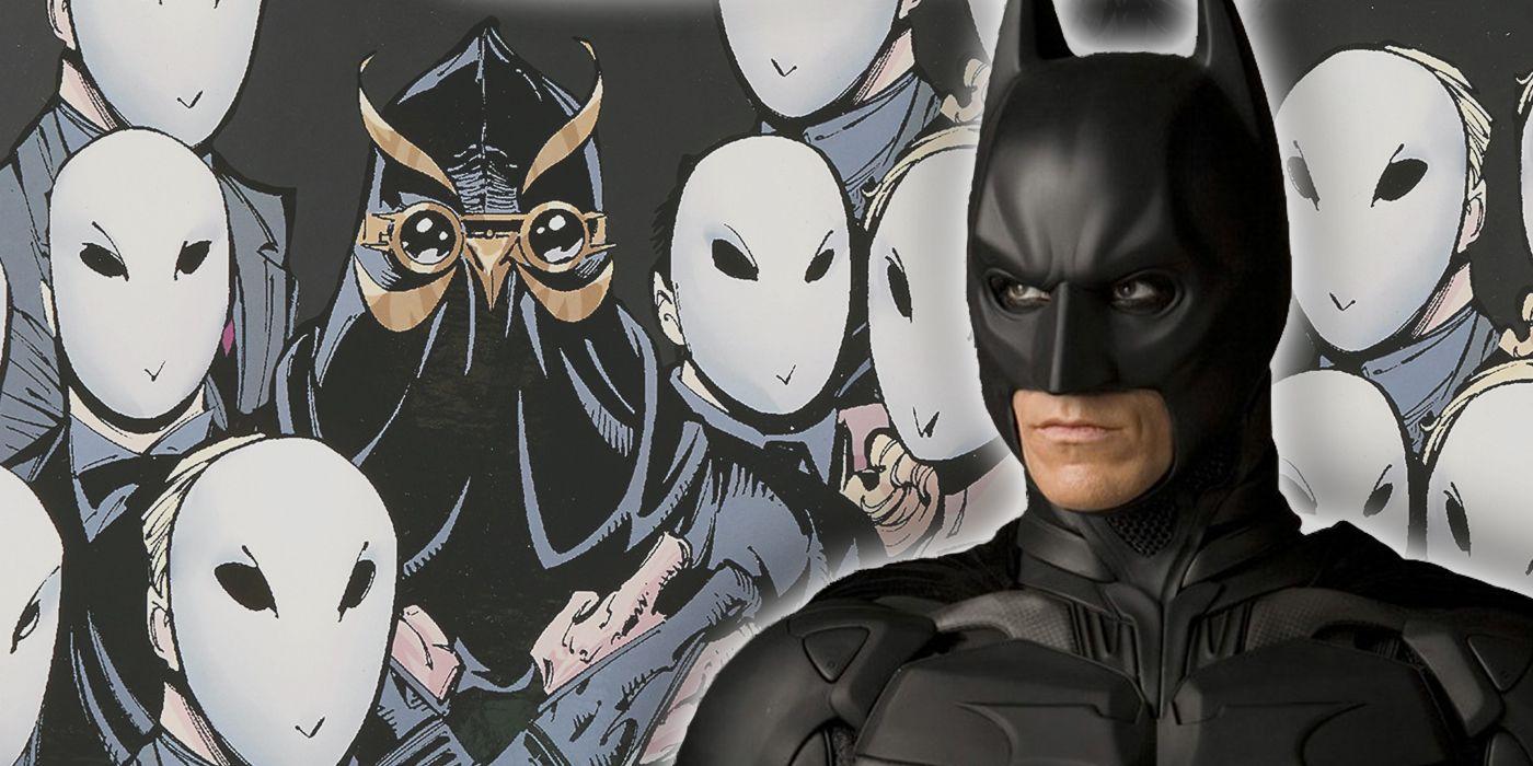 The Batman: Court of Owls Should Be the Villains of Matt Reeves' Film