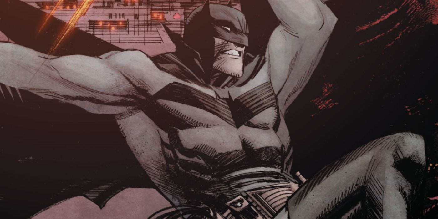 Curse of the White Knight Teases a Romance Between Batman and Harley Quinn