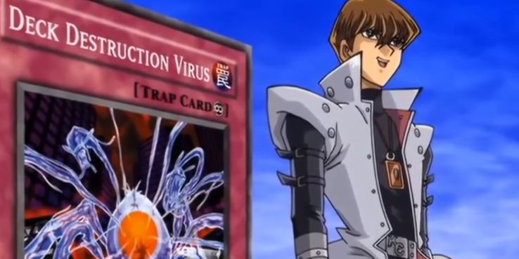 Yugioh! DECK DESTRUCTION VIRUS