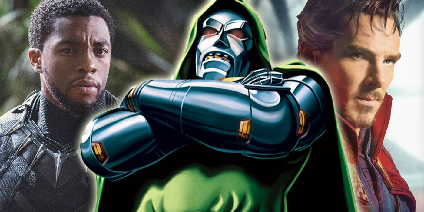 Doctor Doom Doesn't Need the Fantastic Four to Join the MCU | CBR