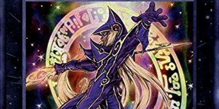 Yugioh! EBON ILLUSION MAGICIAN