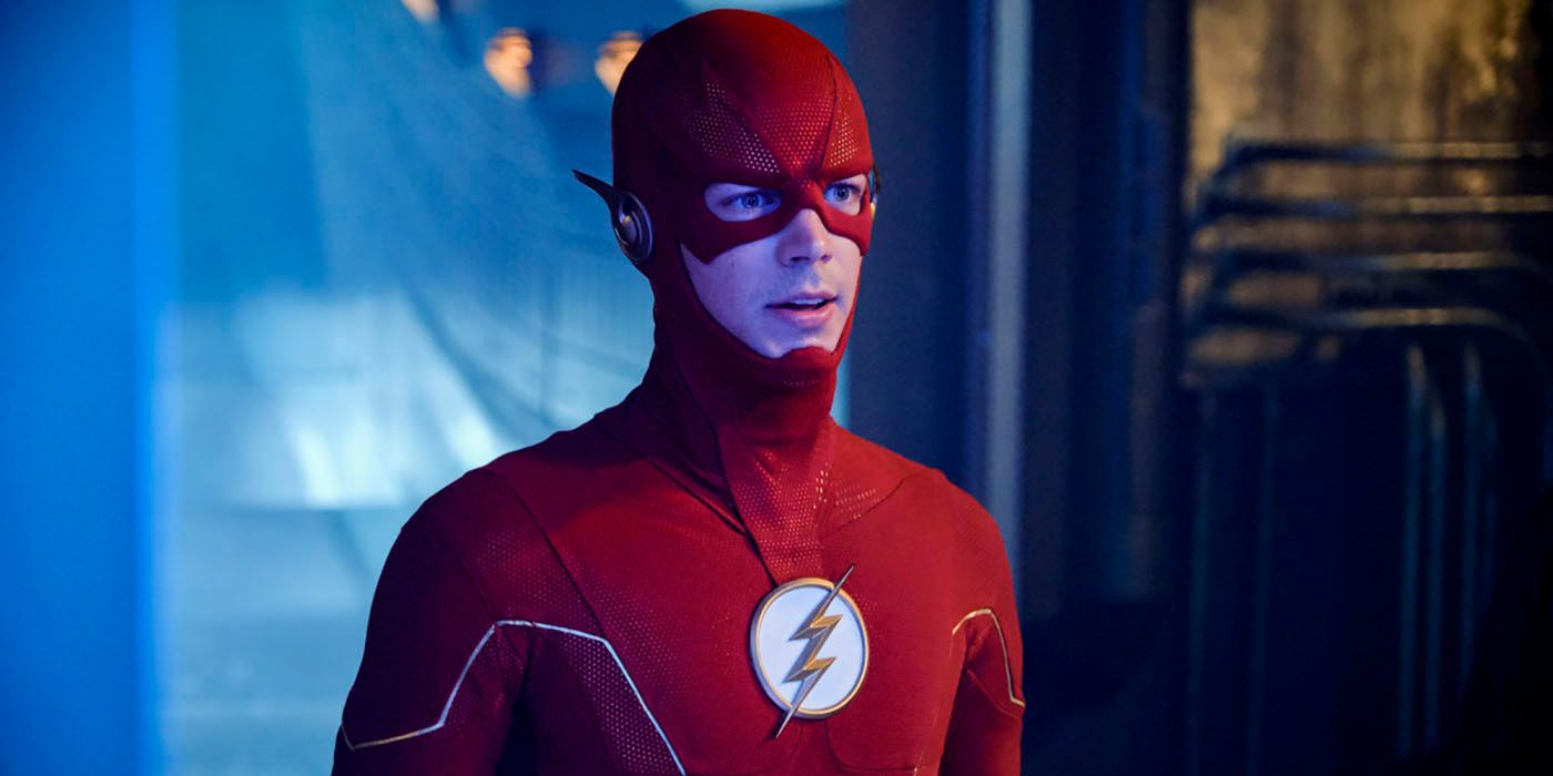 The Flash Pulls a Captain America | CBR