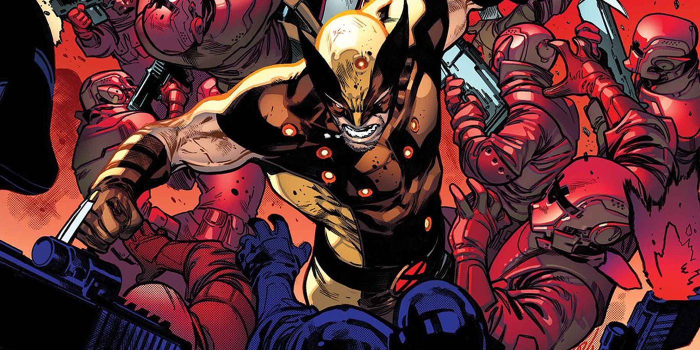 Several Major X-Men Die in Marvel's House of X #4   CBR