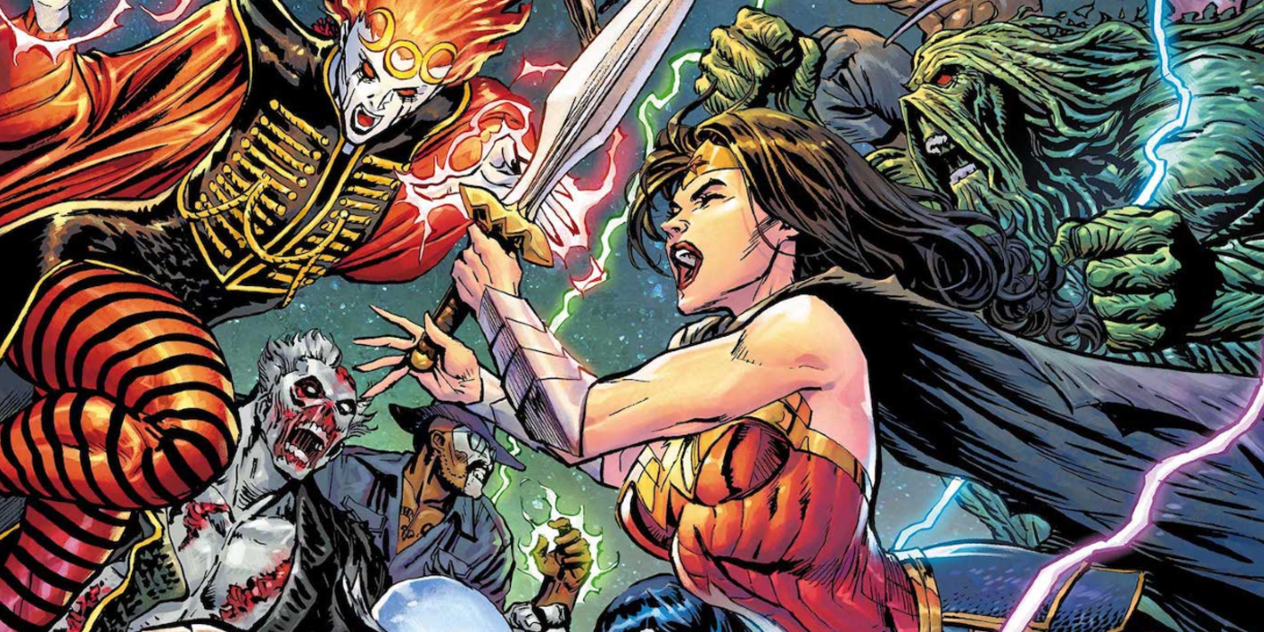 DC's Most Powerful Magical Villain Secretly Lurks Under Everyone's Nose