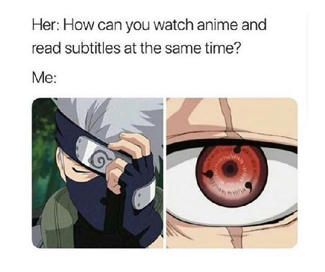 Naruto 10 Hilarious Kakashi Memes Only True Fans Will Understand