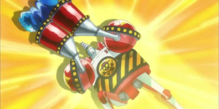 10 Strongest Weapons In One Piece, Ranked | CBR