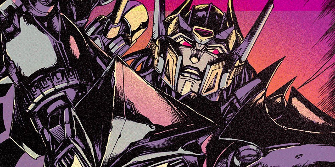 Onyx Prime: Who is Transformers' Original Beast Machine?   CBR