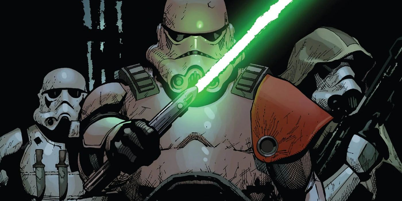 Star Wars: Who are the SCAR Troopers, the Empire's Commandos?