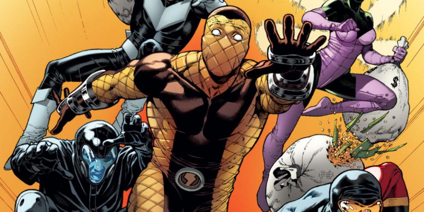 The Shocker: The Spider-Man Foe's 5 Most Humiliating Moments