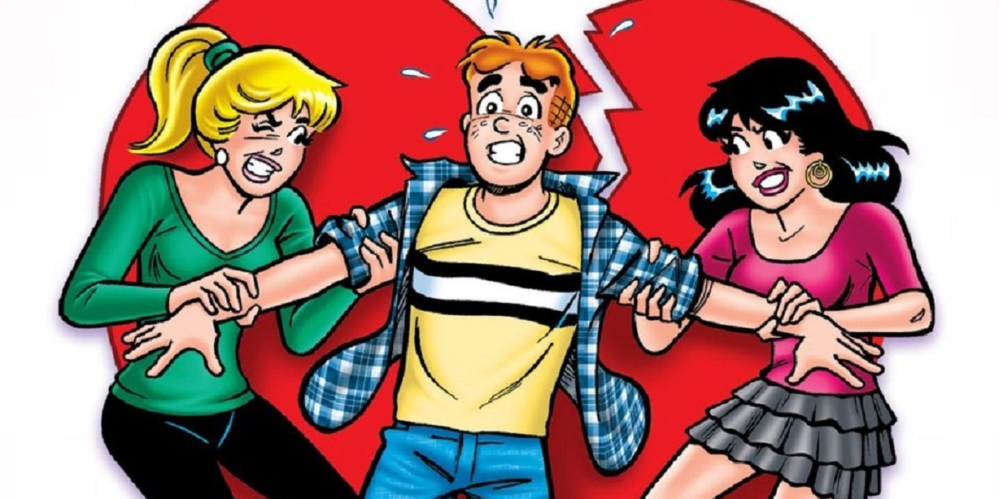 Look Back: Archie Comics Joins In on Event-Mania With Love Showdown