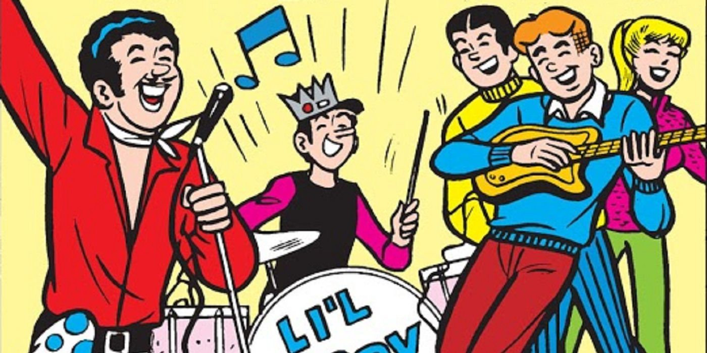 Little Richard Helps the Archies Overcome Their 'Bubblegum Pop' Label!