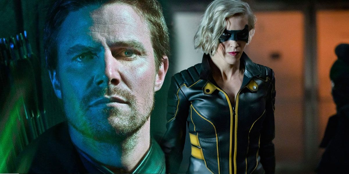 Stephen Amell Shares Dialogue from Arrow Season 8 | CBR