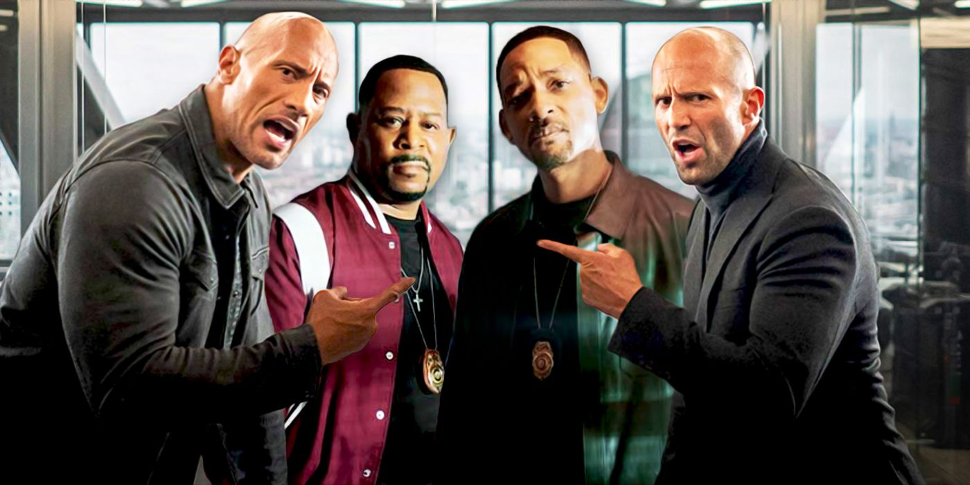A Crossover Between Bad Boys & Fast and Furious Is Needed | CBR