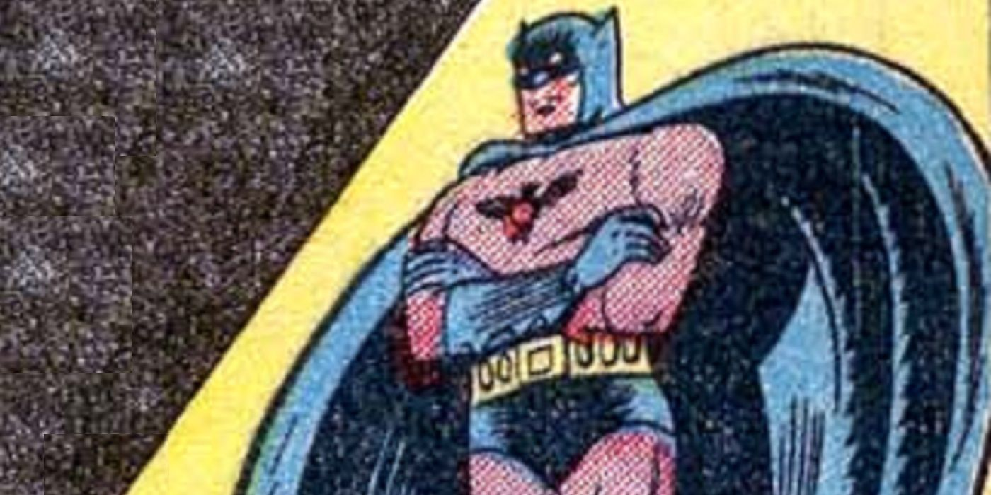 Marvel At One of Batman's Most Ill-Conceived Contingency Plans
