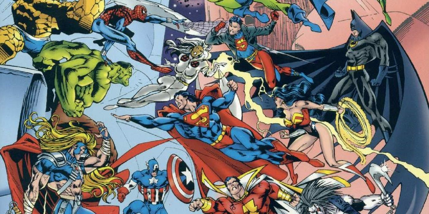 Was DC vs. Marvel Considered 'Canon'? | CBR