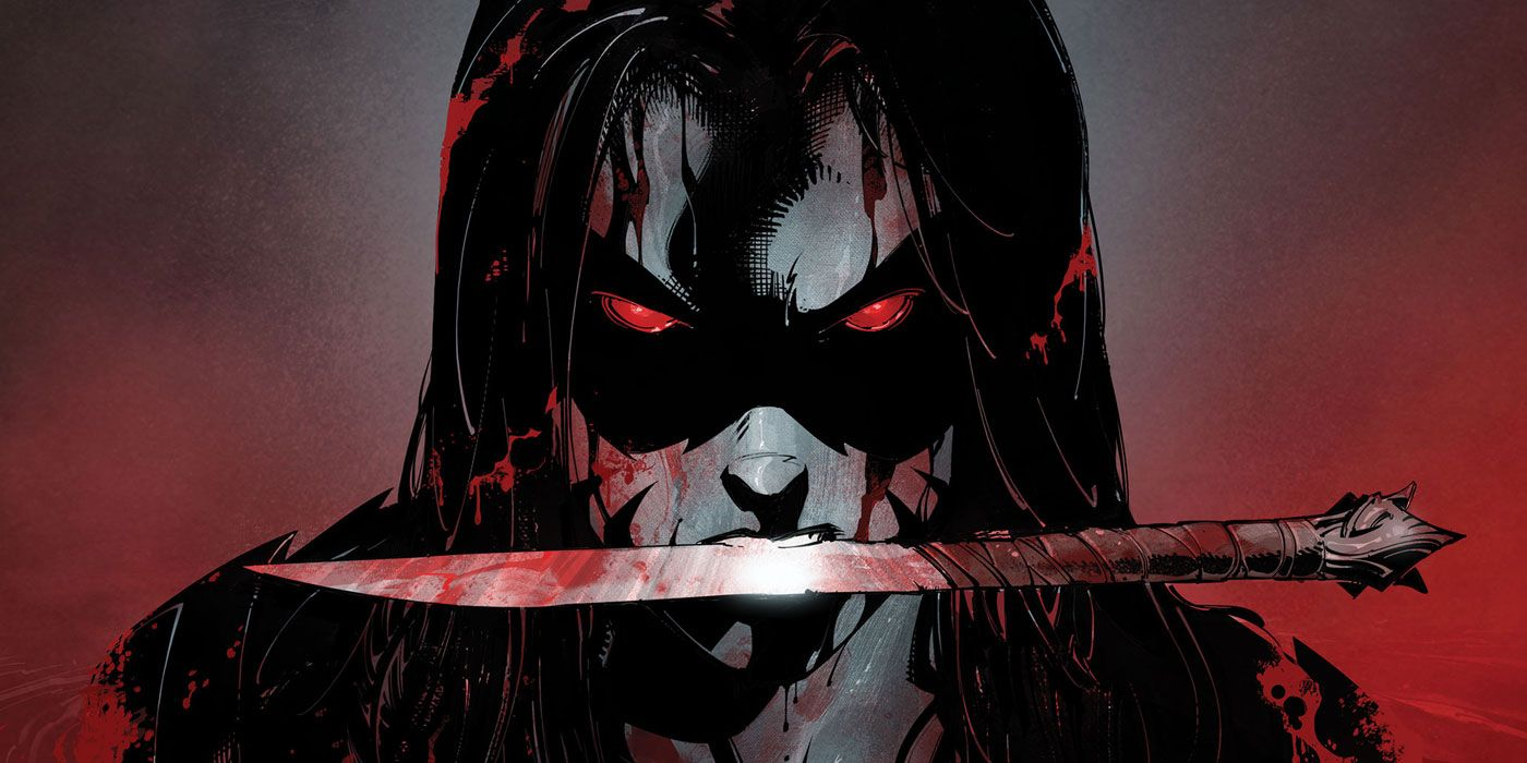 DC Reveals Donna Troy's Infected Name in Batman Who Laughs Comic