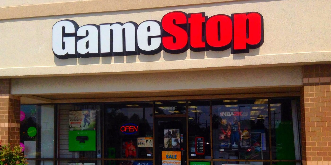 GameStop Tells Employees to Wrap Hands in Bags and Get Back to Work