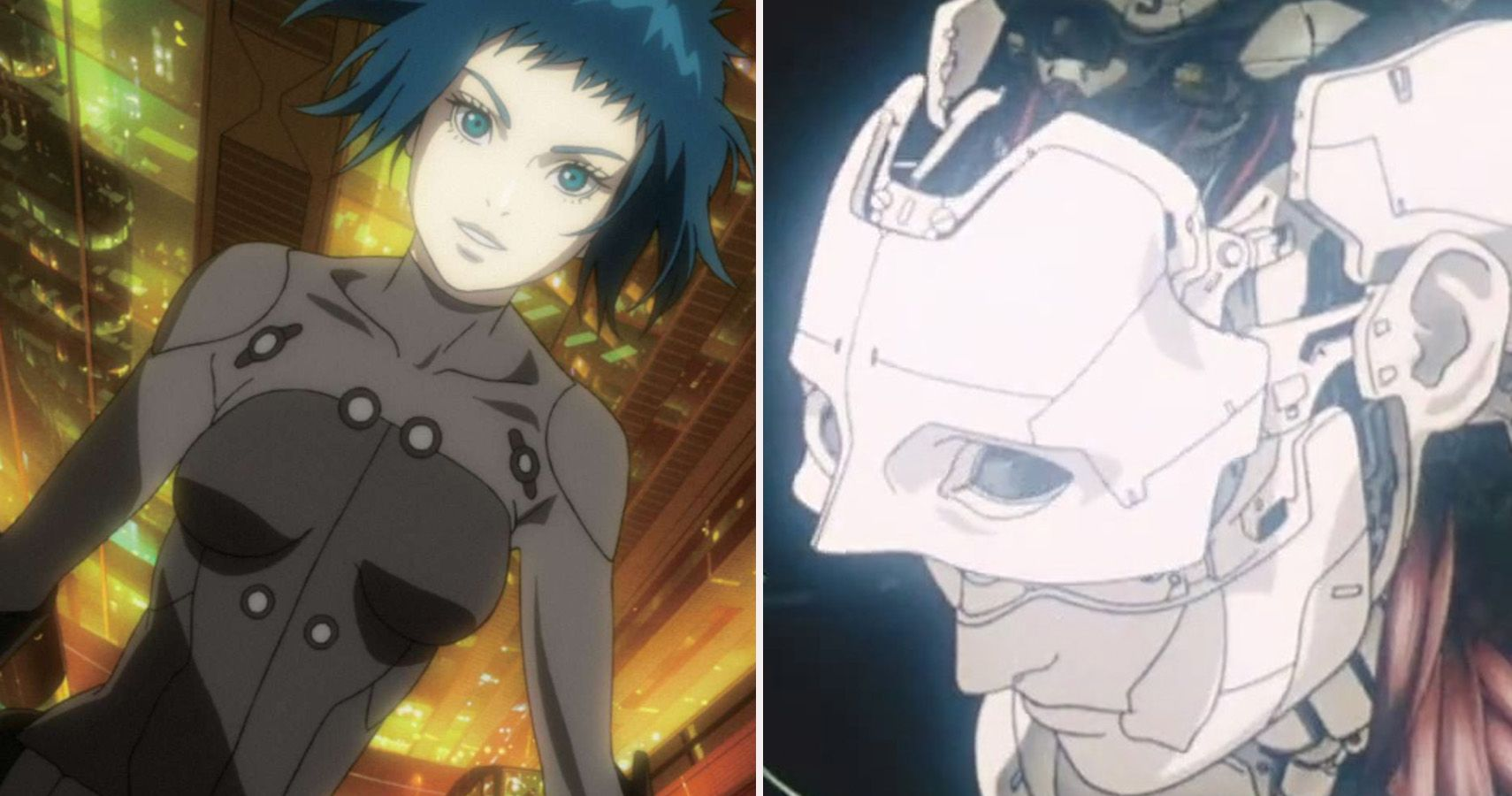Ghost In The Shell 10 Differences Between The Anime And The Manga