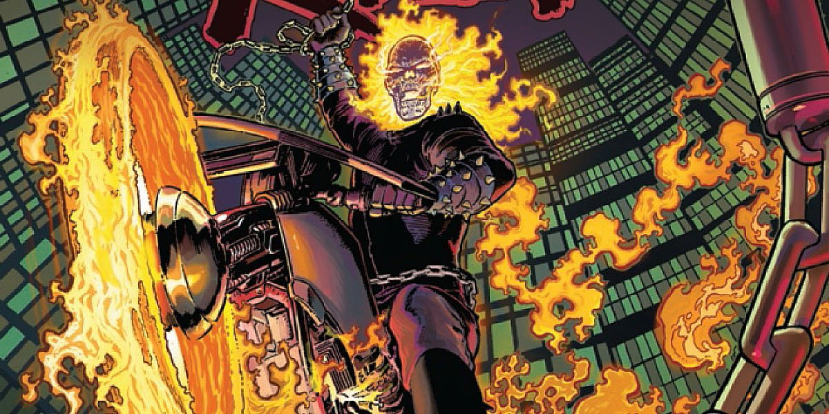 Ghost Rider Reveals All of the Marvel Universe's Different Hells