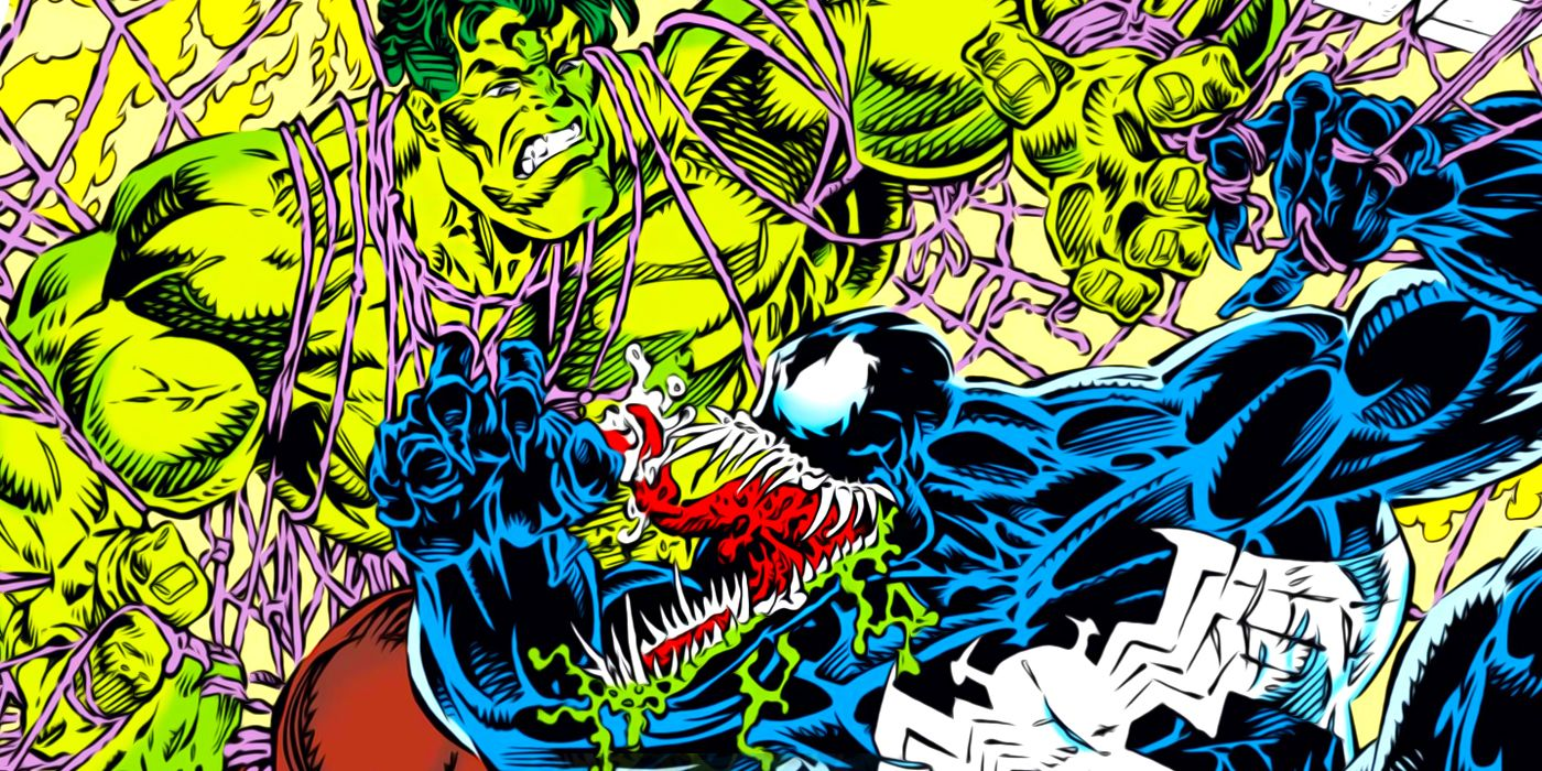 Venom Ate and Killed the Incredible Hulk | CBR