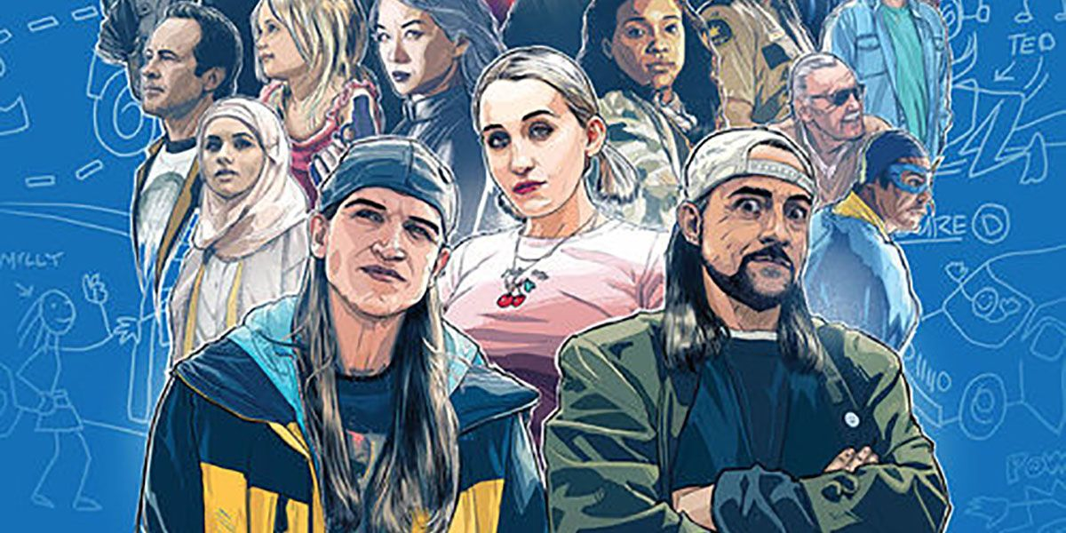 Jay and Silent Bob Reboot Poster Features Nearly Every Actor