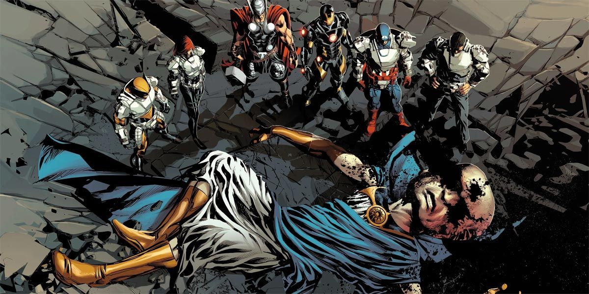 How Marvel's Original Sin Could Link Future MCU Films And Disney+ Series