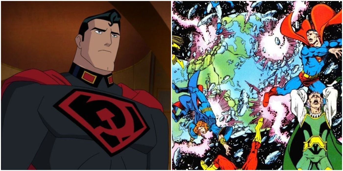 5 DC Animated Movies That Are Coming Soon (& 5 We'd Like To See)