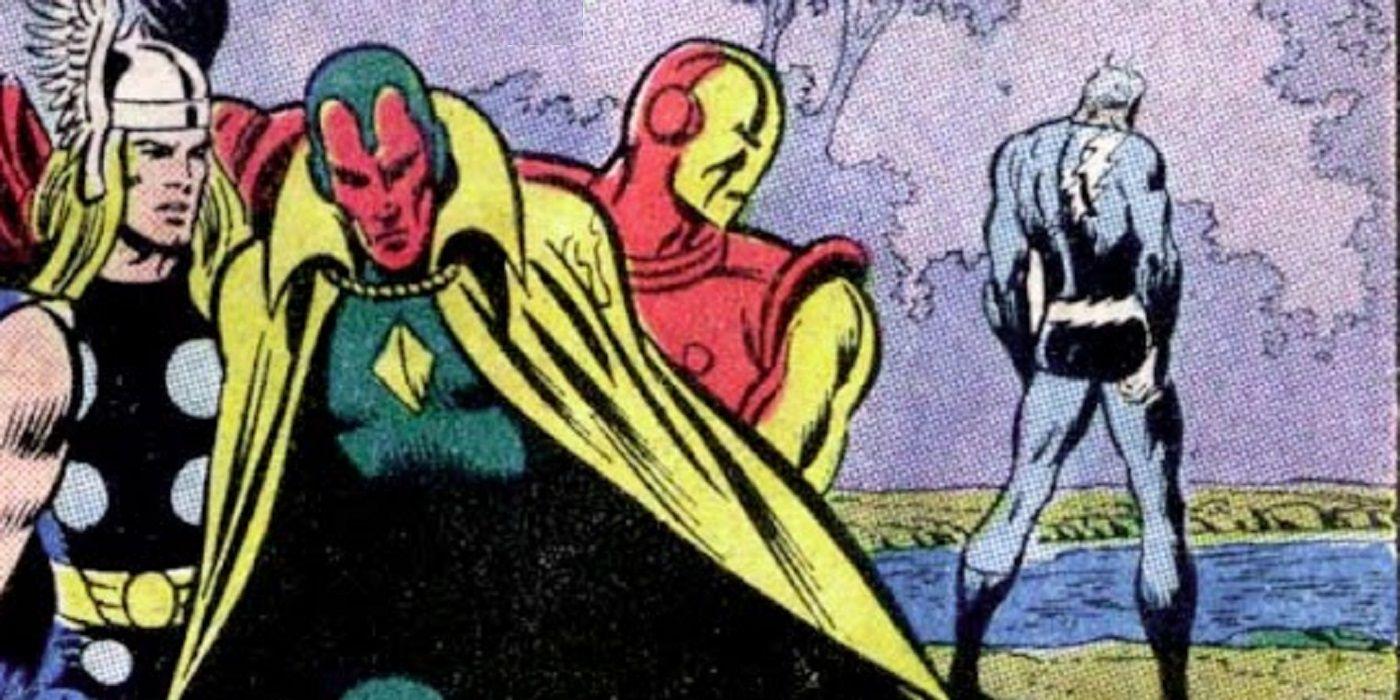 When Even Marvel Realized That Quicksilver Was a Loser | CBR