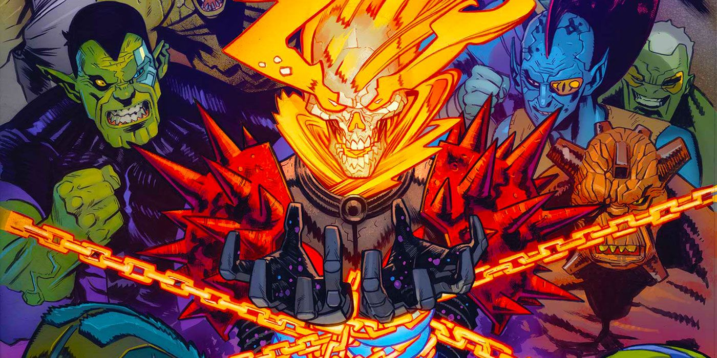 Marvel's Cosmic Ghost Rider Heads to Prison in New Series | CBR