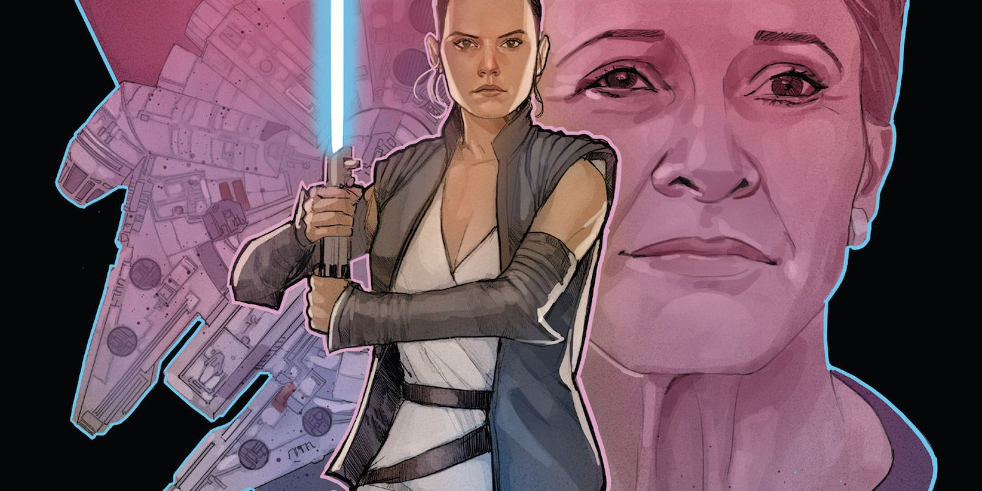 Marvel's Star Wars Fixes The Force Awakens' Most Unforgivable Mistake