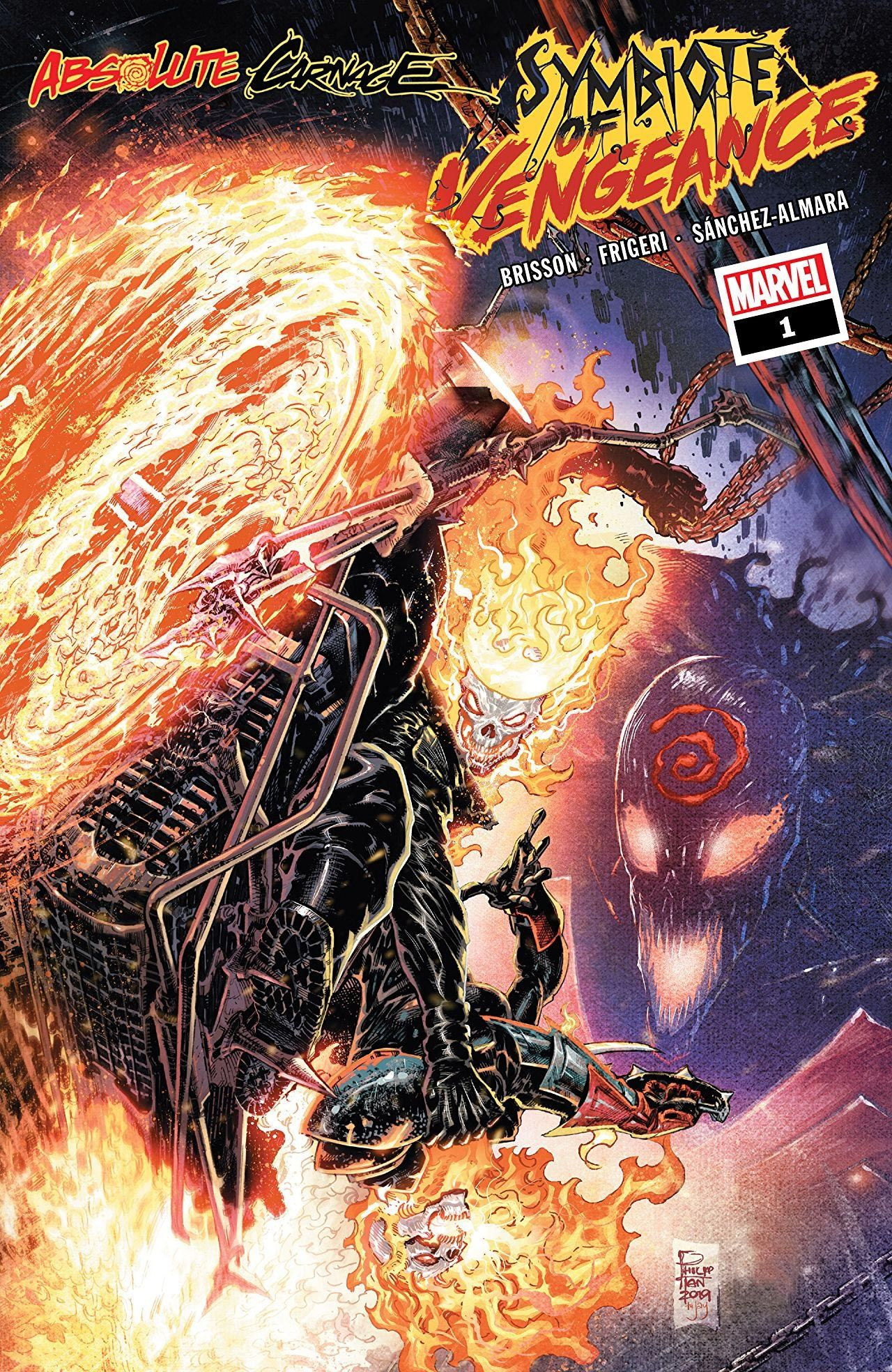 Absolute Carnage: Symbiote of Vengeance #1 Review | CBR
