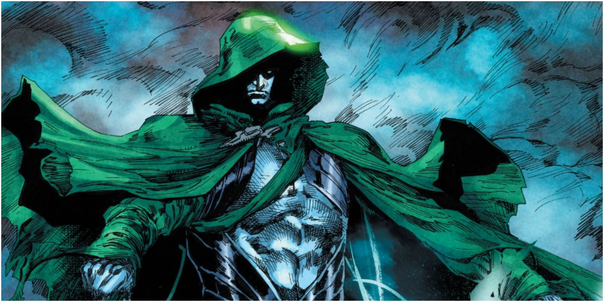 Crisis on Infinite Earths Casts the Spectre | CBR