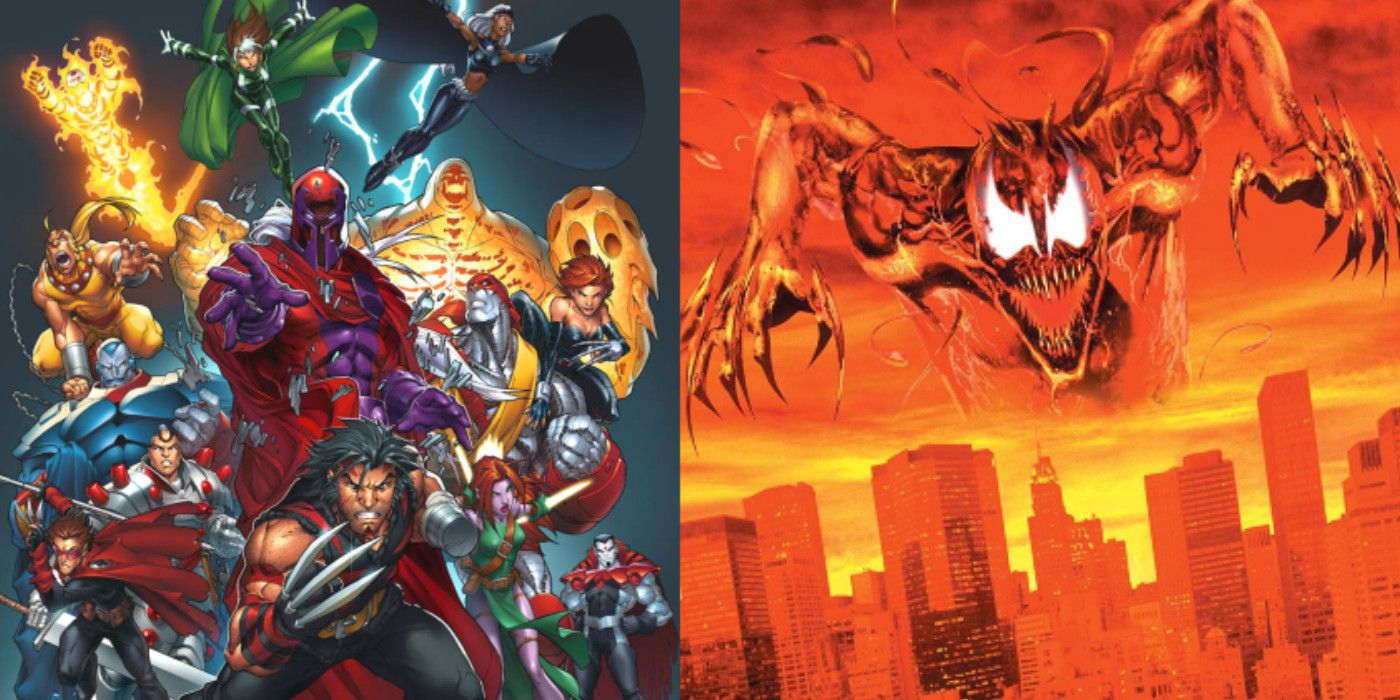 5 Best Marvel Storylines To Come Out Of The '90s (& The 5 Worst)