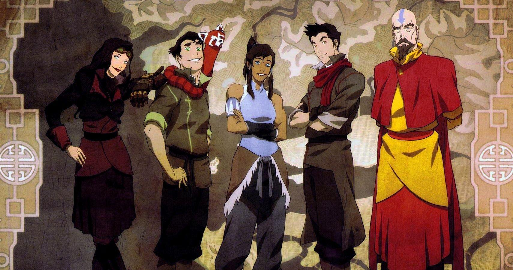 D&D Alignments of Legend of Korra Characters | CBR