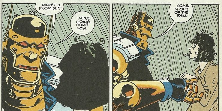 Doom Patrol 10 Things You Didn T Know About Crazy Jane Cbr