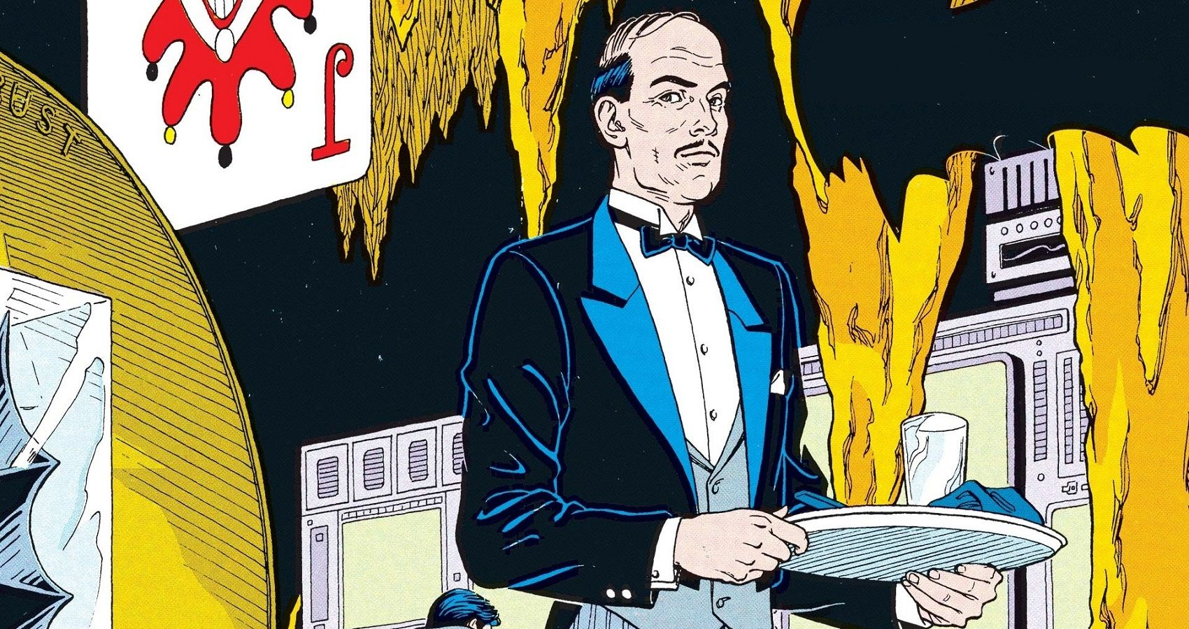 DC: 10 Most Savage Things That Alfred Pennyworth Has Done In Batman History