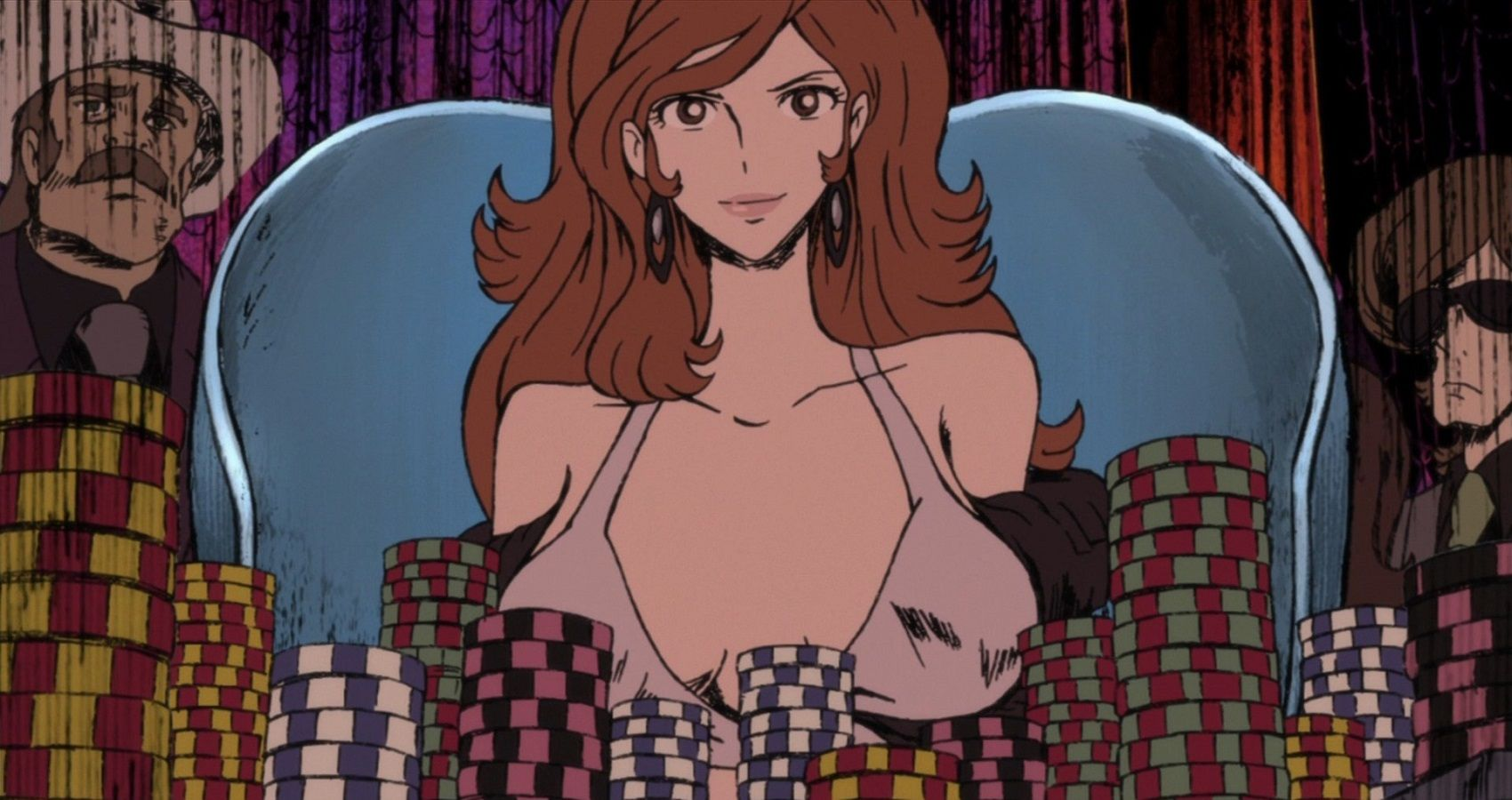 Lupin III: 10 Facts You Never Knew About Fujiko Mine | CBR