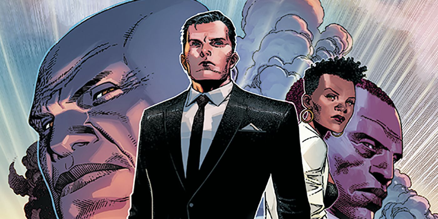 James Bond: Vita Ayala & Danny Lore on Relaunching the Comic Series