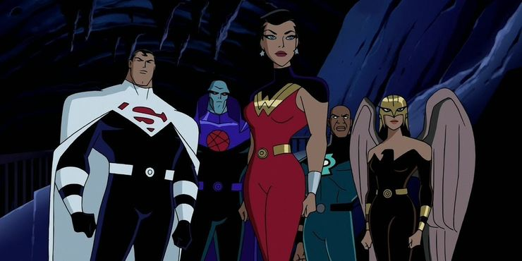 Justice Lords Cropped - Las 10 versiones más malvadas de Superman