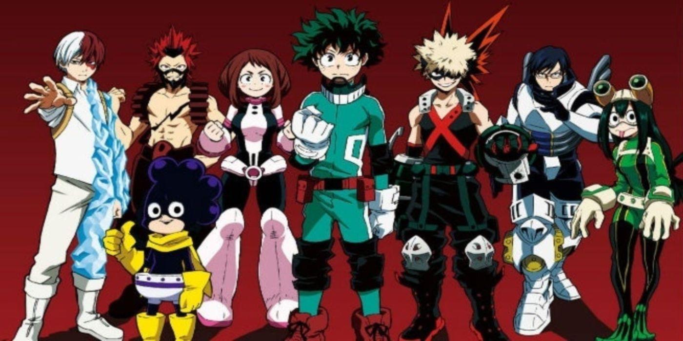 My Hero Academia 10 Coolest Hero Costume Designs Ranked Cbr