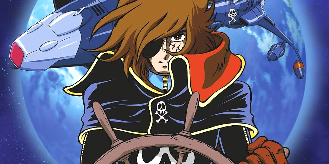 Space Pirate Captain Harlock: Where to Begin with the Classic Anime Antihero