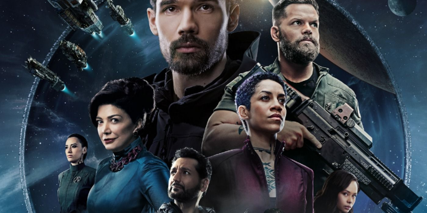 The Expanse Heads Beyond the Ring Gate in Season 4 Trailer | CBR